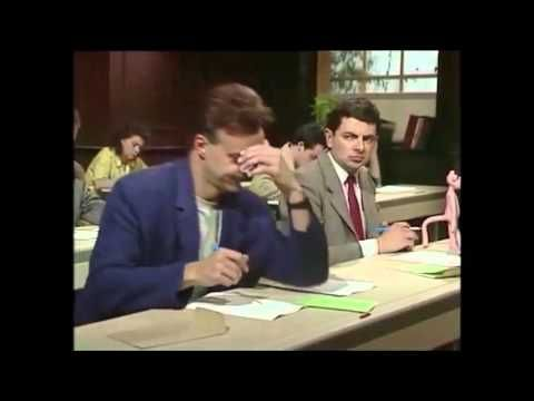 Tenses with mr bean present simple or continuous youtube mr bean solutioingenieria Image collections