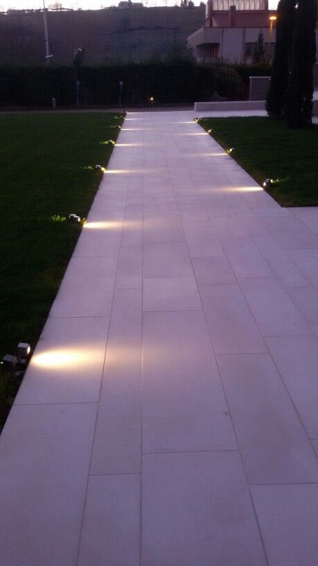 Outdoor Driveway Lighting: Path Lighting Available At Royalelighting.com SHOP NOW