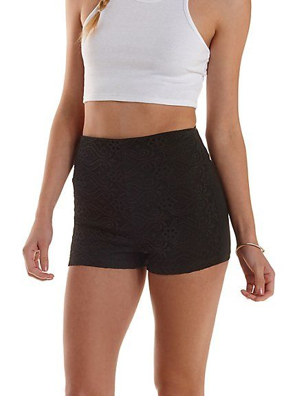 Pin on Charlotte Russe | Shorts