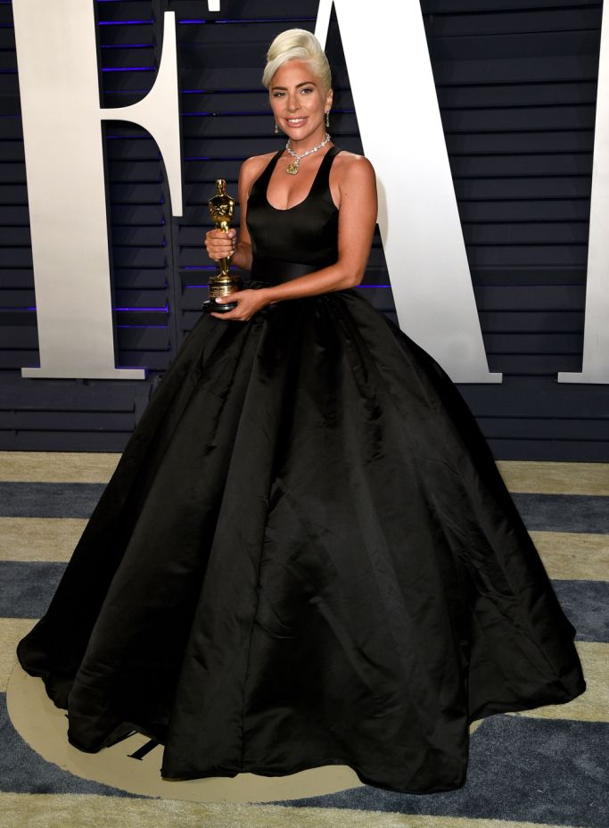 Vanity Fair Oscars Party 2019 | Lady gaga met gala, Lady ...