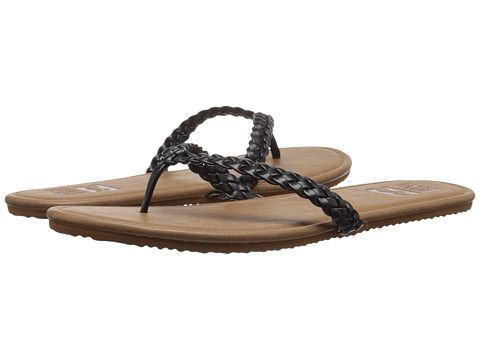 Billabong Braidy Womens Sandals Vegan Sandals Sandals