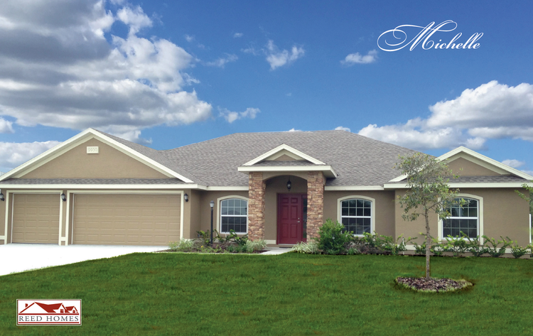 Floor Plans — Reed Homes Home Builder in Ocala Marion and Citrus County Florida