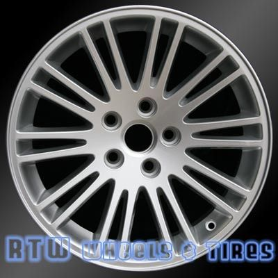 Chrysler 300 Bolt Pattern >> Chrysler 300 Factory Original Oem Wheel Rim 2324 Size 17x7 Silver