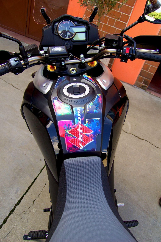Black PARASERBATOIO TANKPAD KTM DUKE 390 2014 2016