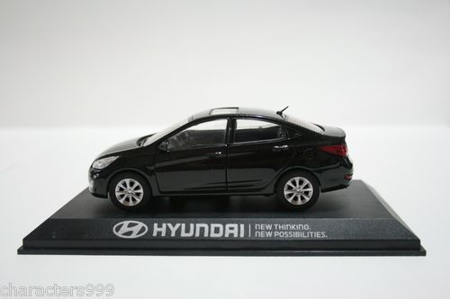 1/24 China Hyundai Accent blue color | eBay |Diecast Hyundai Accent