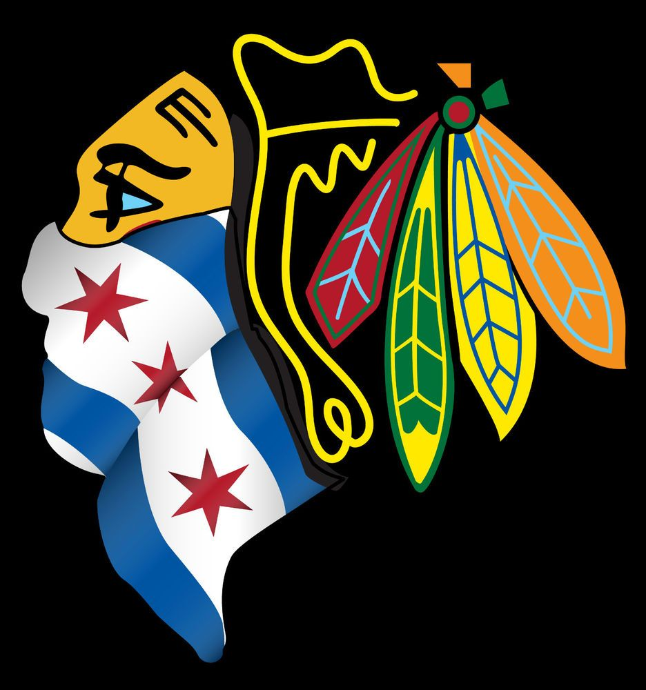 Blackhawks Logo With Chicago Flag Google Search Acme
