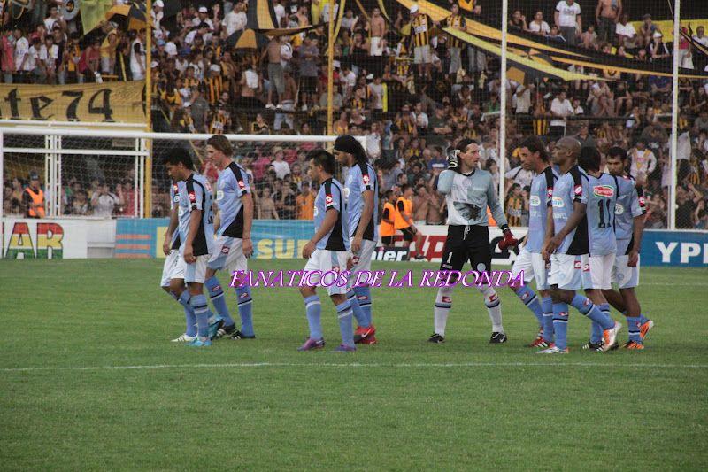 Olimpo 4 - Belgrano 1, Belgrano jugo mal, el arbitro peor... un tropezón no es caída