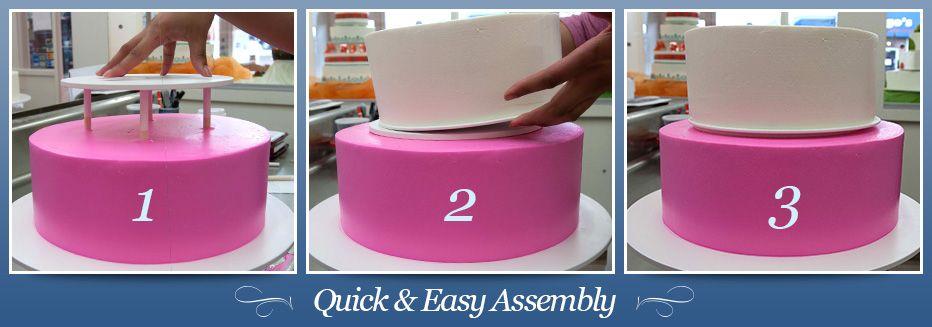 Cake Support Cake Tasting Wedding Cake Stands Cake Decorating Tips