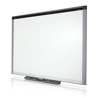 Very Smart Interactive Whiteboards At