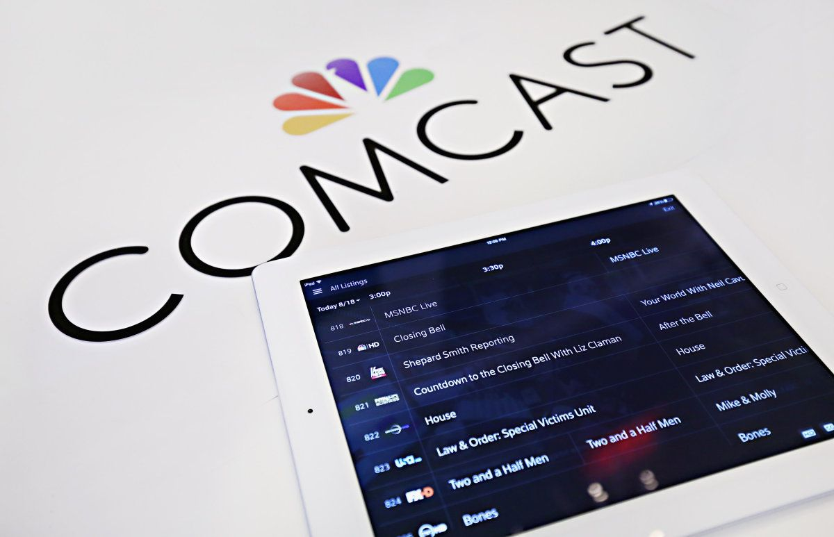 Comcast Expanding Internet Usage Caps To More Areas Phone