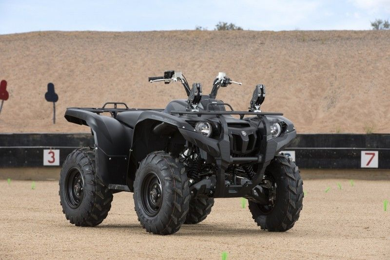 First ride yamaha grizzly 700 se tactical outdoorhub outdoors derrek sigler shares his thoughts on the new special edition tactical model of the yamaha grizzly fandeluxe Image collections