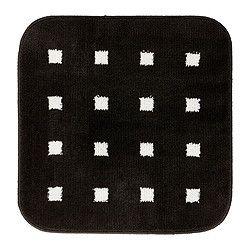 Maybe Gubbskar Bathmat White Black Length 22 Width