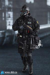 DID Sean British SAS Pouch lot 1//6 toys dragon B squadron Black Pouches G.I Joe