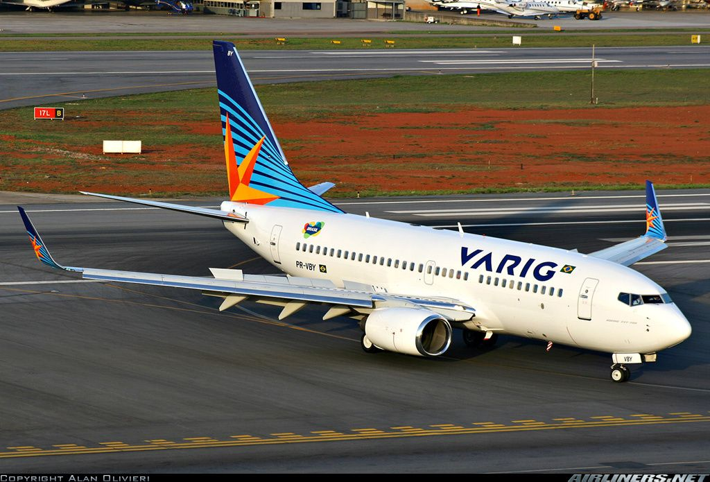 VARIG Virtual FlightGear: Aeronaves   Hong kong   Aeronave, Avião