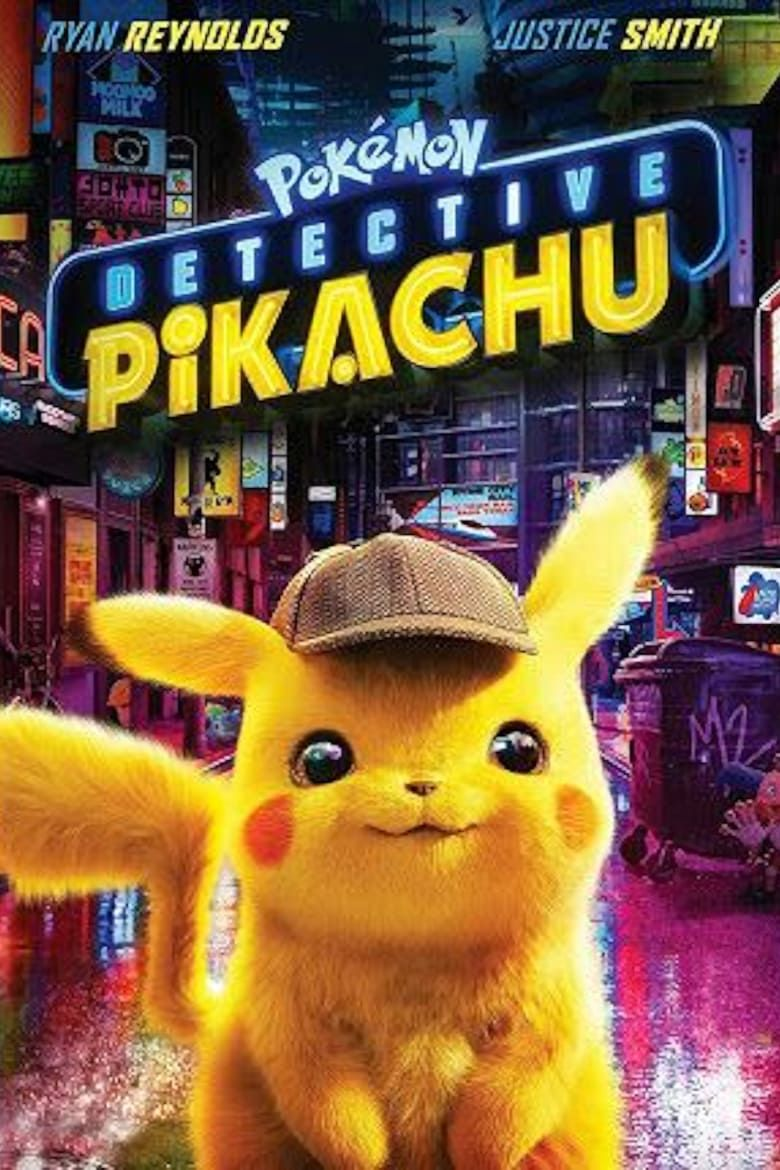 Pokemon Detective Pikachu Pelicula Completa 1080p Pikachu Pokemon Pokemon Movies