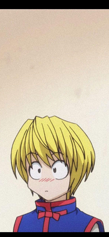 Kurapika Wallpaper Lockscreen Hunter X Hunter Hunter Anime Anime Wallpaper Anime Character Drawing