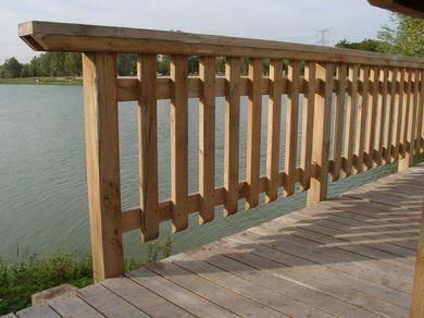 36+ Balustrade bois exterieur terrasse trends
