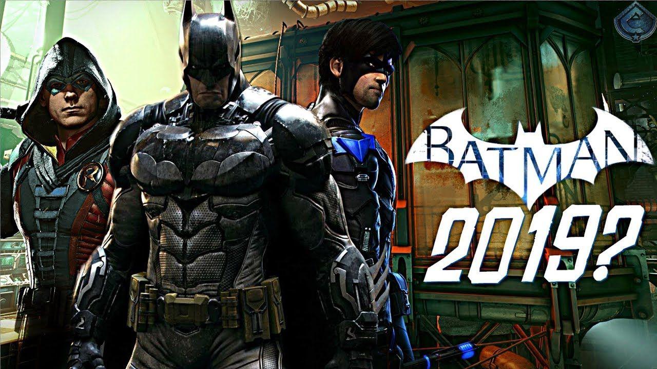 New Batman Arkham Game Confirmed for 2019? YouTube