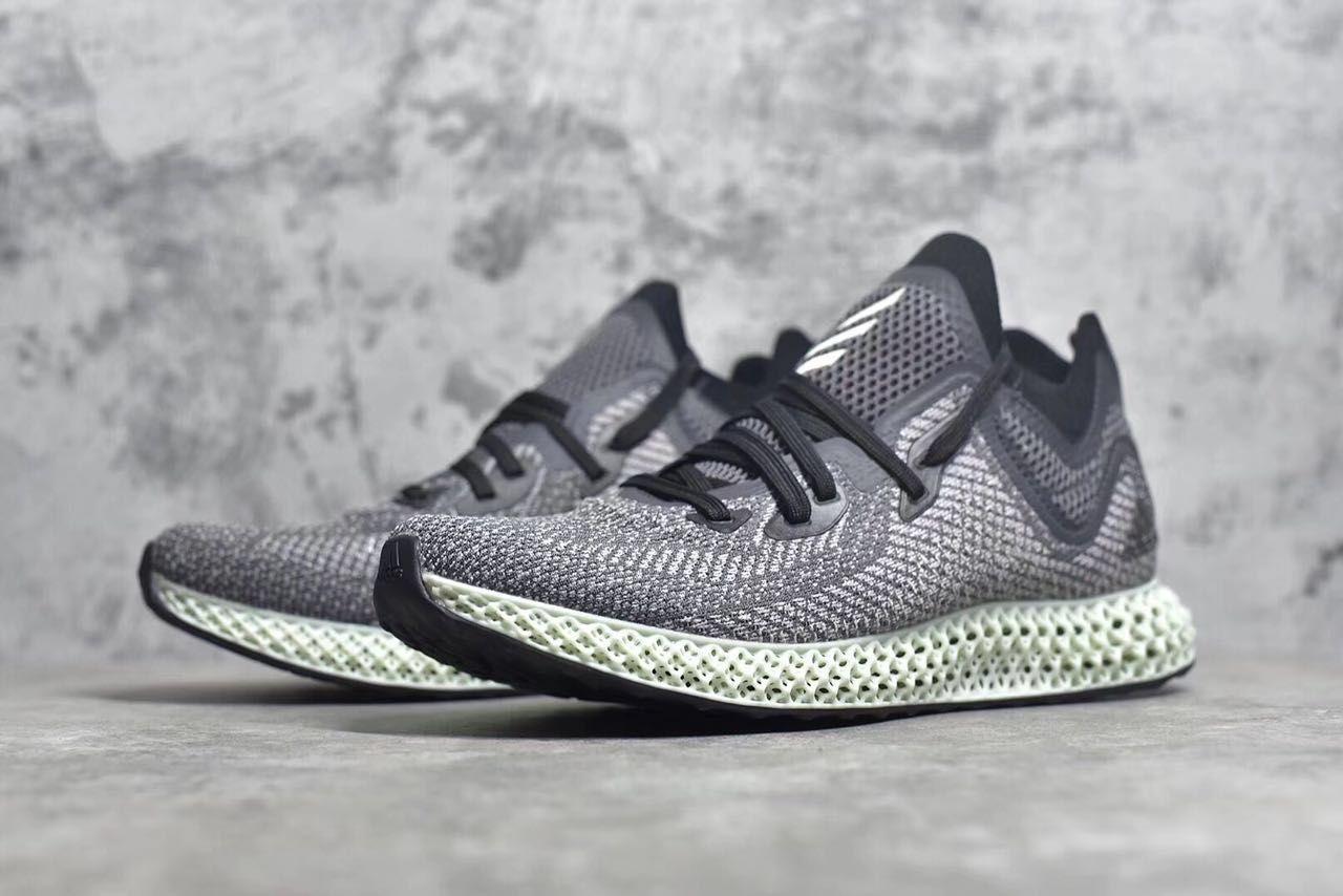 adidas alphaedge 4d ltd nucleo nero / grigio cenere verde ac8485 aero