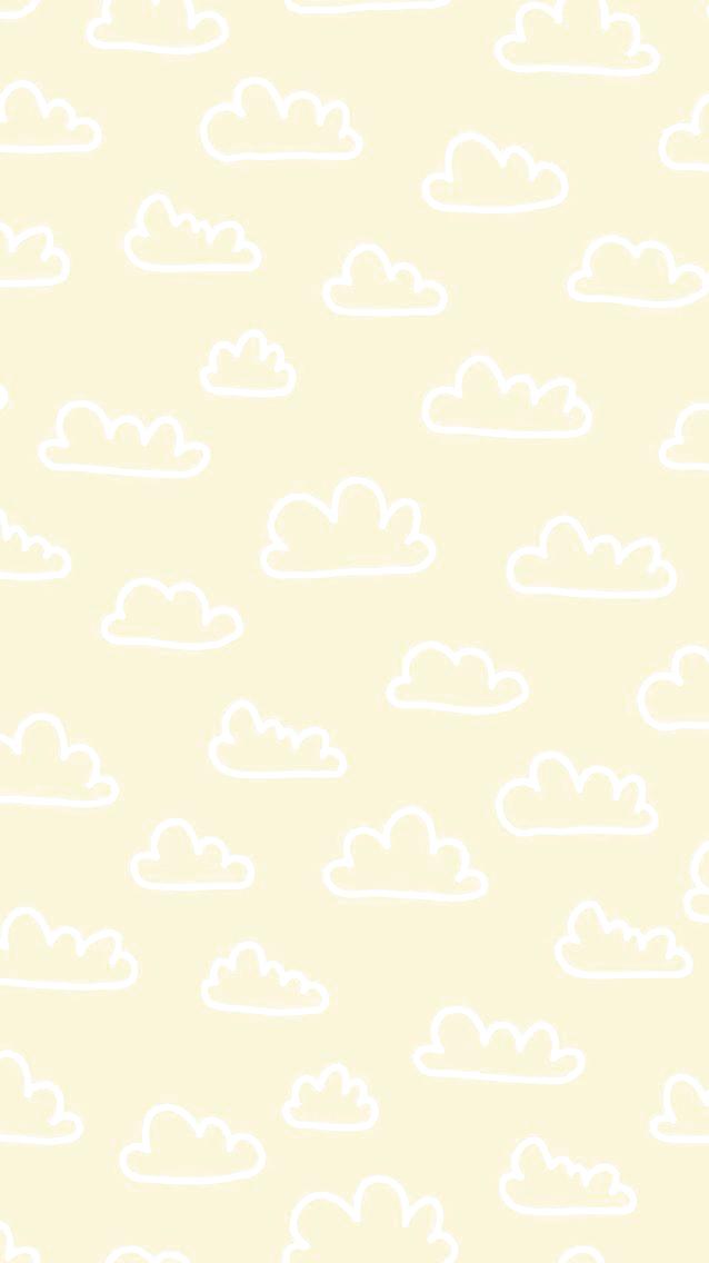 Cute Pastel Yellow Wallpaper : pastel, yellow, wallpaper, Pastel, Yellow, Wallpaper, Iphone, Images, Yellow,, Wallpaper,, Trendy
