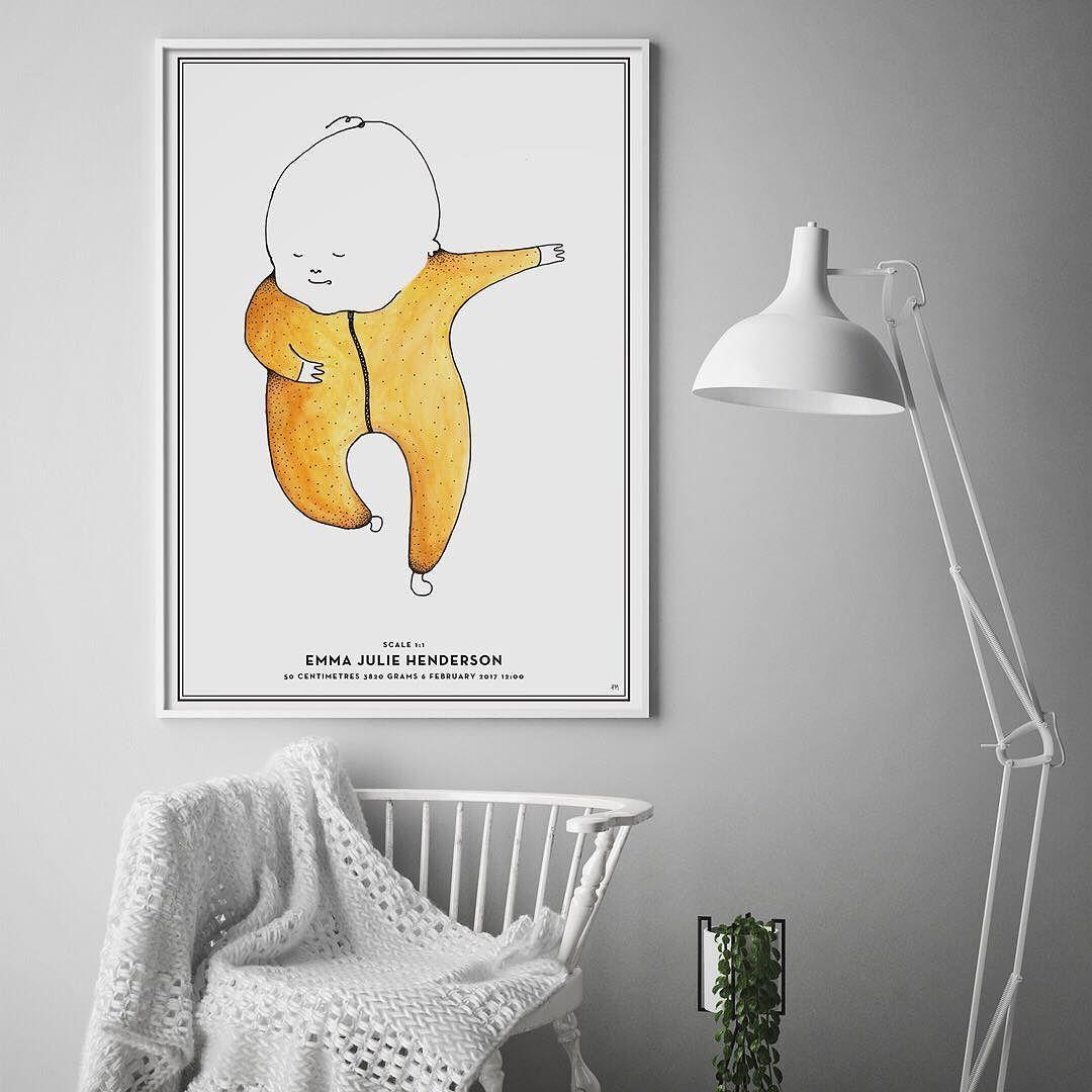 #birthprint #studionatal #scandinavianinterior #nordicdeco