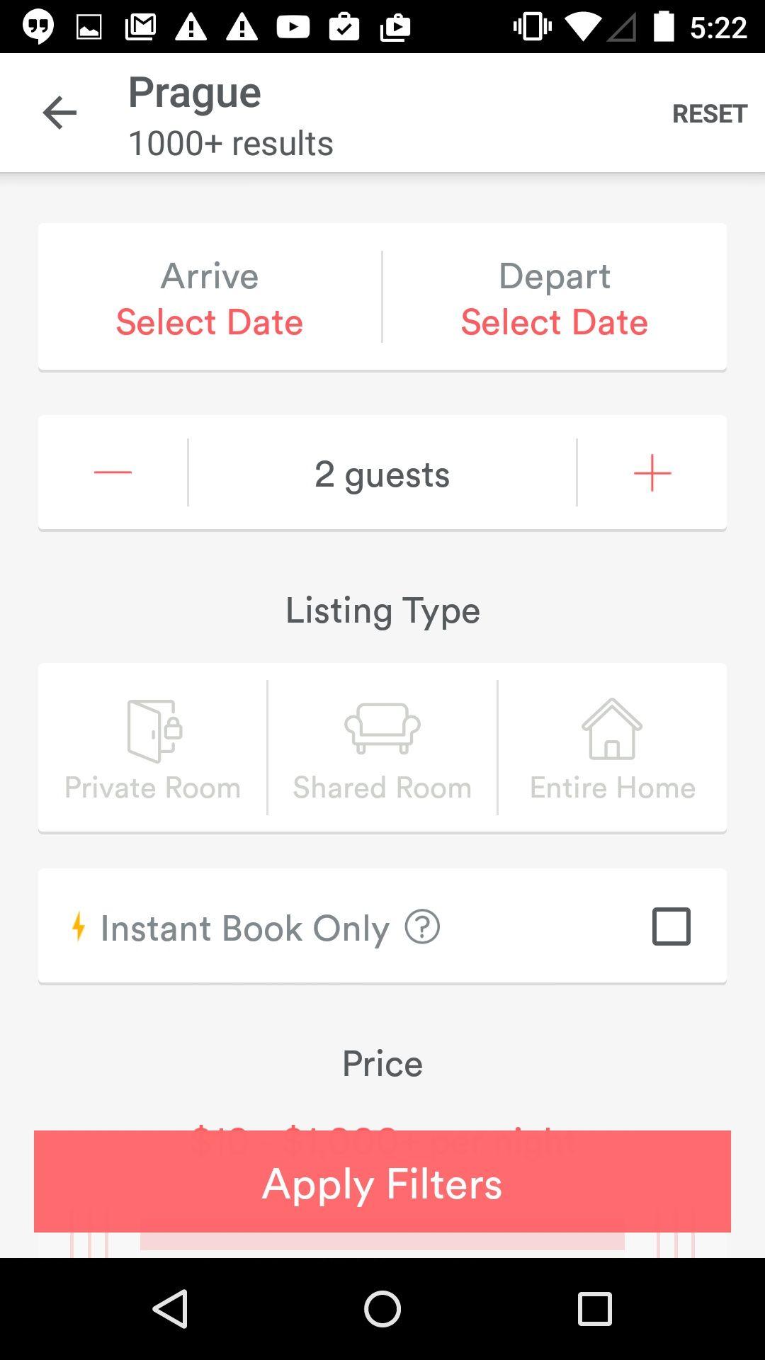 Airbnb Design Patterns Pttrns Ux Ui Design Pinterest Ui
