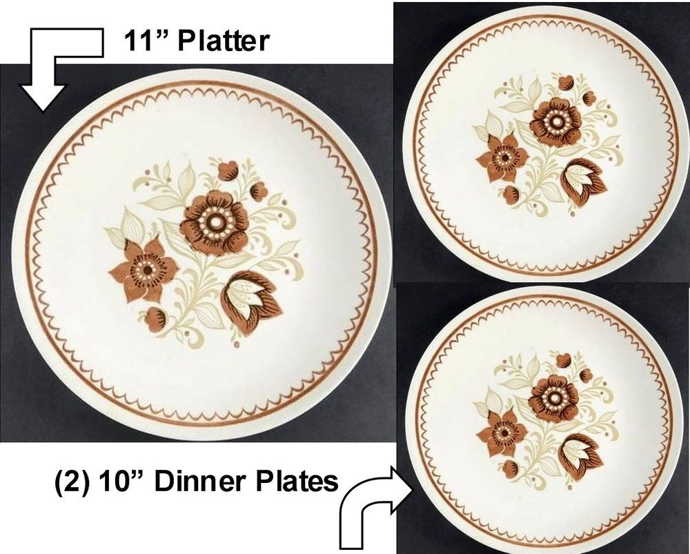 Details about Set of 2 Royal China Cavalier Ironstone