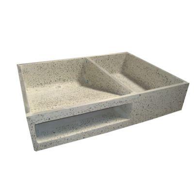 fregadero ropa polimero granito washboard granite laundry