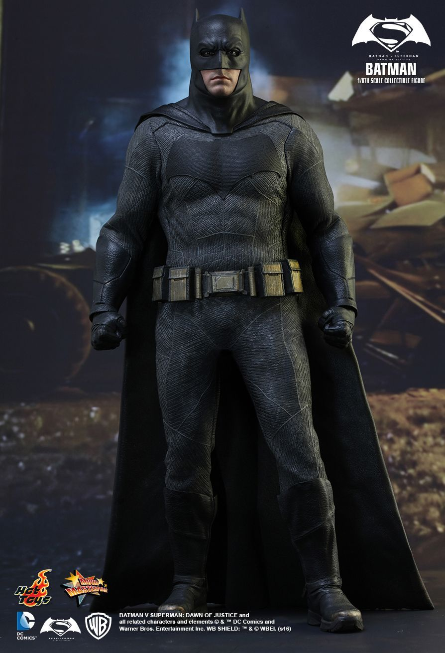 Hot Toys   Batman v Superman  Dawn of Justice - Batman 1 6th scale  Collectible Figure 9a9d6d644b5
