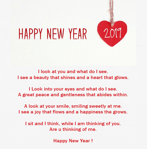 Top 10 Happy New Year 2020 Poems For Facebook Whatsapp