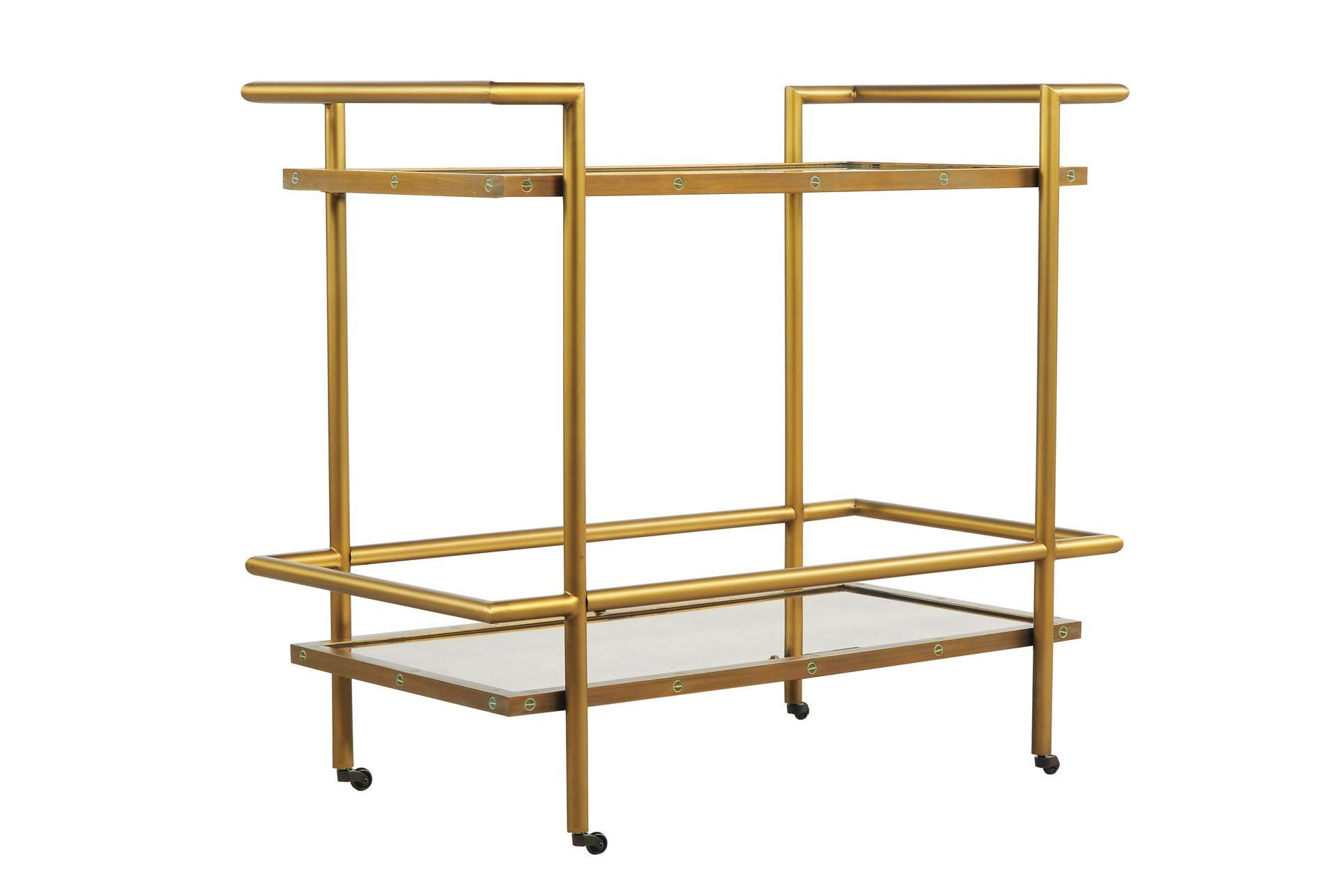 Rosalind tea cart tea cart teas and bronze finish