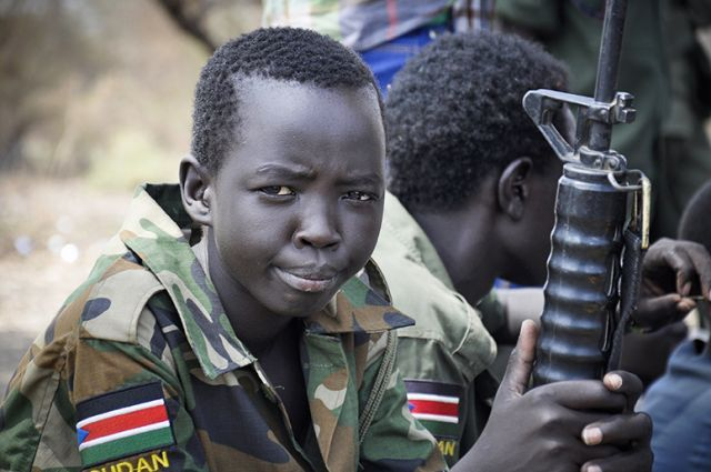 How Do Children End Up as Child Soldiers?