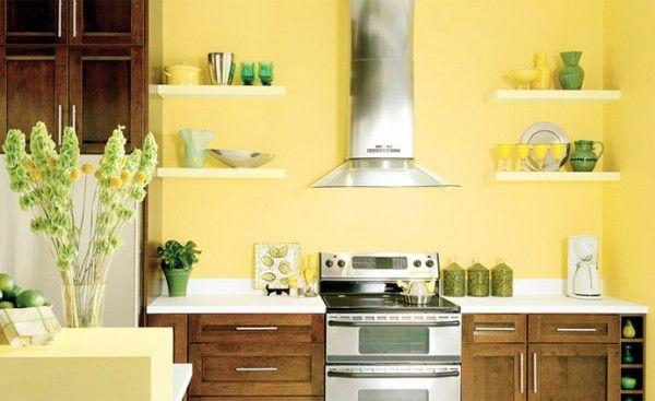amarillo claro | cocinas | Pinterest | Cocina amarilla, Amarillo y ...