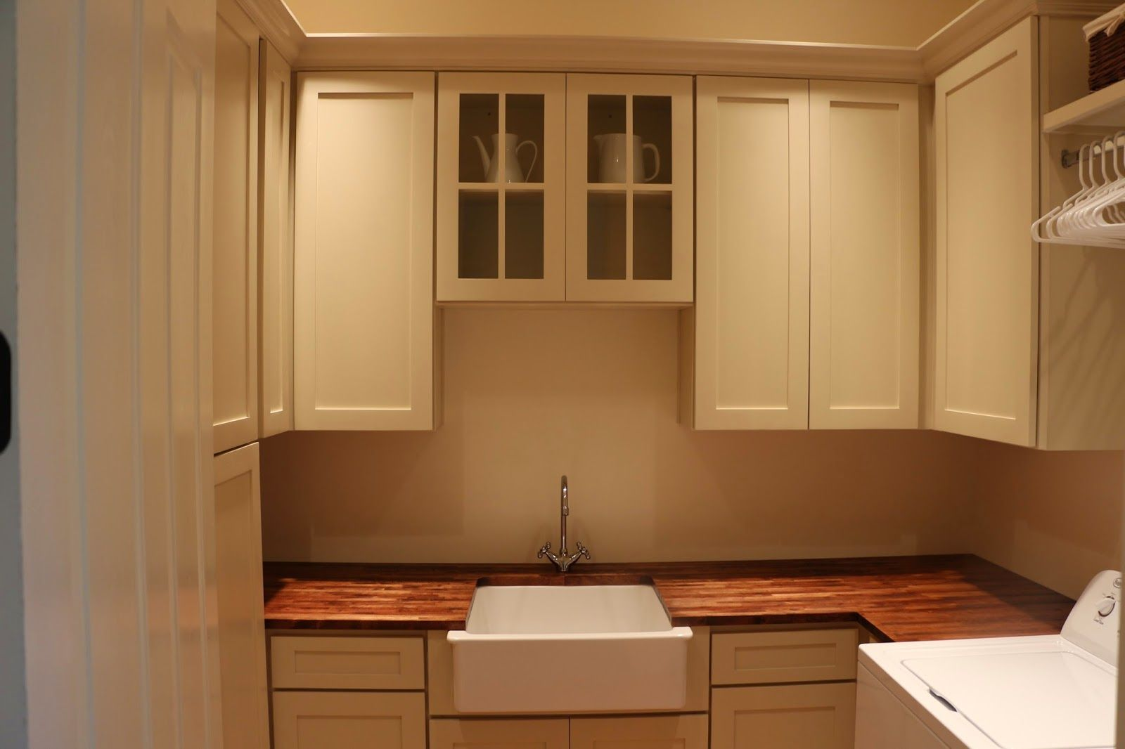 Cheap Farmhouse Sink Ikea Laundry Room Butler 39s Pantry Ikea Farmhouse Sink
