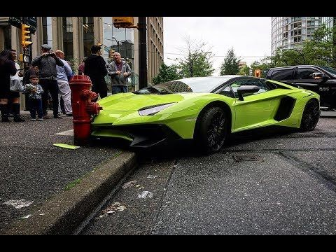Ultimate Supercar Fails Crashes Luxury Car 2017 Watch Video Here Gt