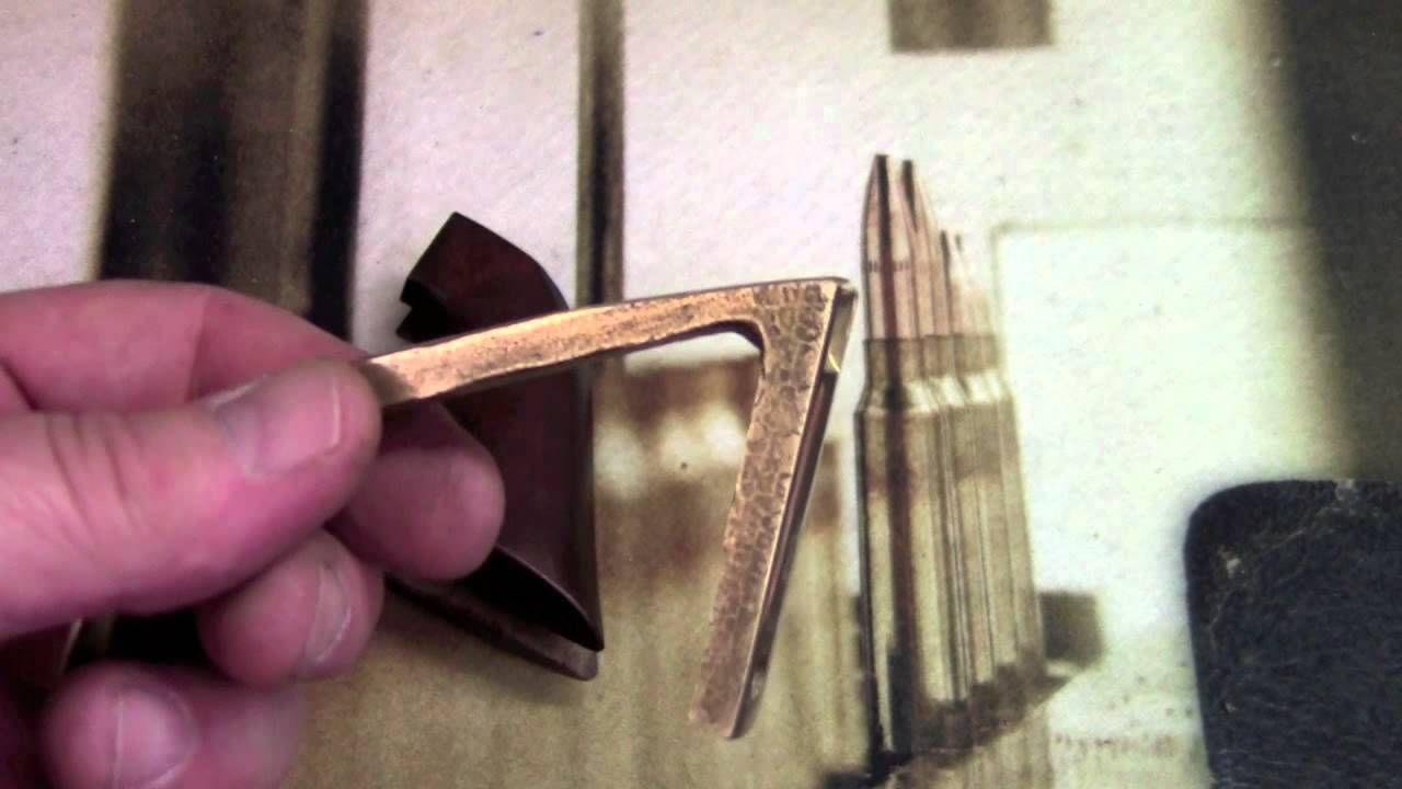 Modifying the Pietta 1851 Navy Revolver Grip Frame mov | hobby