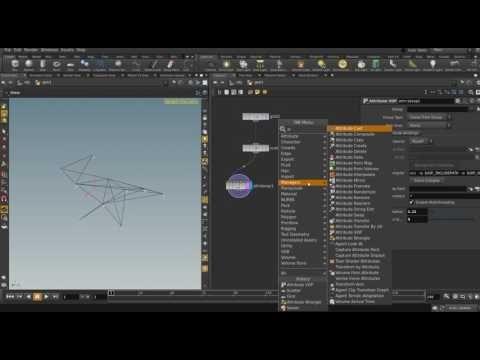 foreach pcfind(vex basic) - YouTube   Houdini_TUT