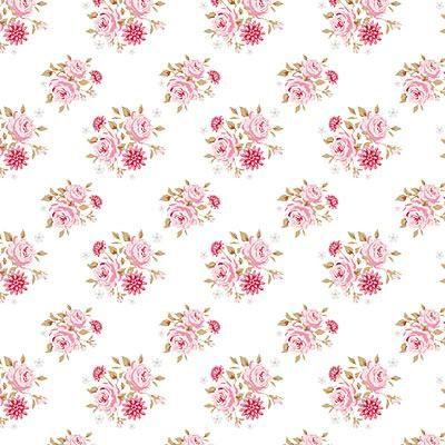 tkanina bawełniana TILDA [0480017] (50 x 70 cm) Świat Pasji
