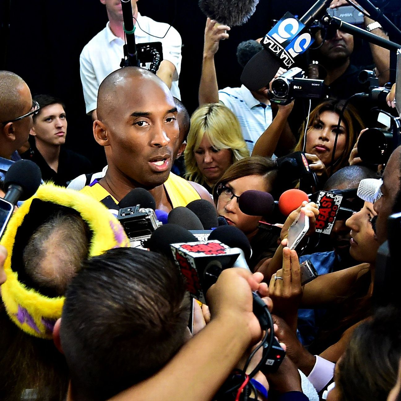 Kobe Bryant on youthful Lakers 'I don't know what to