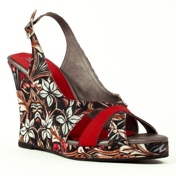 Mozambique Red Heels, available at www.fabulloso.com