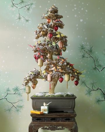 28 Creative Christmas Tree Decorating Ideas Christmas tree, Asian