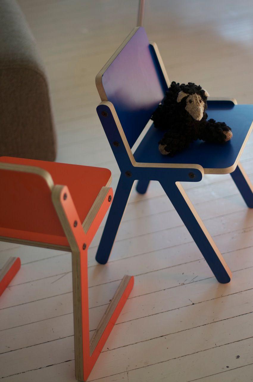 KINKELIANE CHAIRS (Design: Wullum) | Kid\'s | Pinterest | Sillas ...
