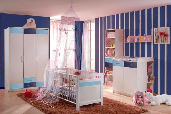Decoración de Cuartos de Bebes Recien Nacidos Decorando el cuarto