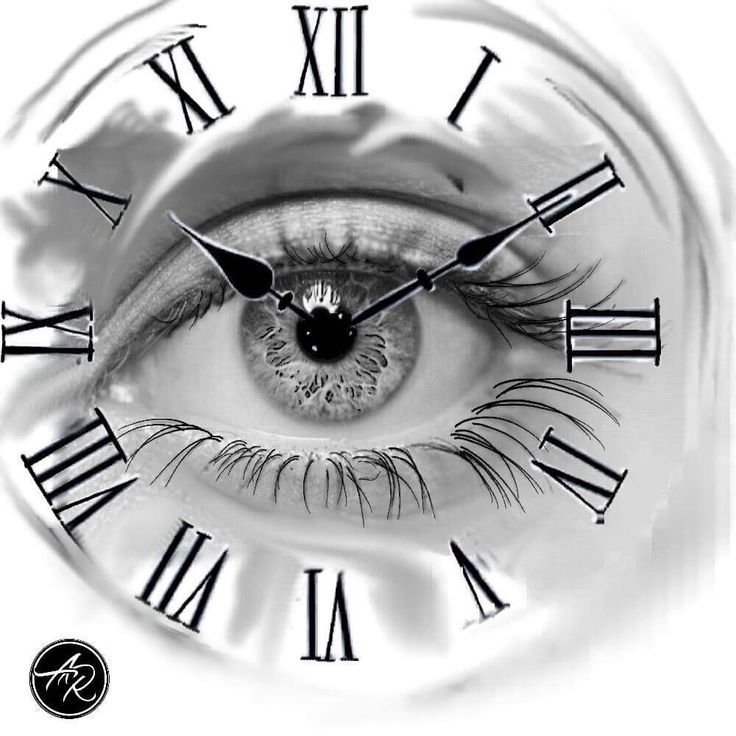 Tattooing Of The Eyes New Tattoo Models Clock Tattoo Watch Tattoos Clock Tattoo Design