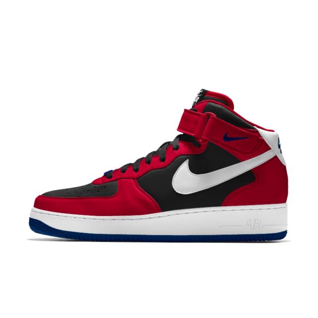 new arrival a89c9 623d0 Nike Air Force 1 Mid iD Big Kids u0027 Shoe