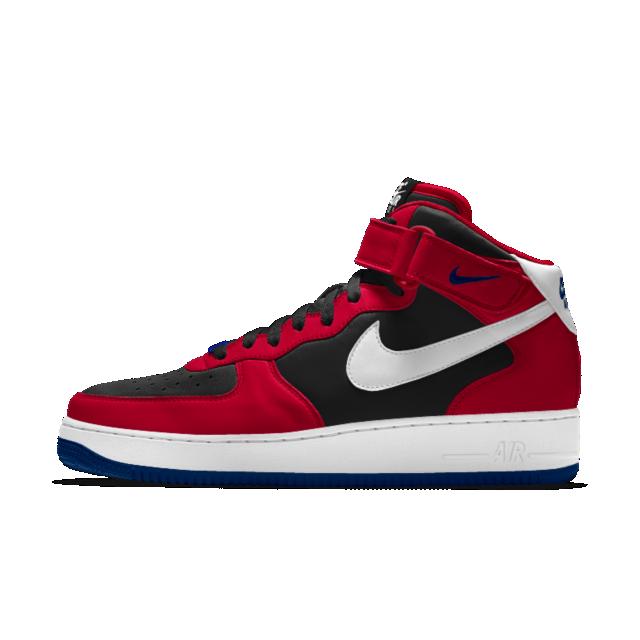 new arrival a89c9 623d0 Nike Air Force 1 Mid iD Big Kids u0027 Shoe