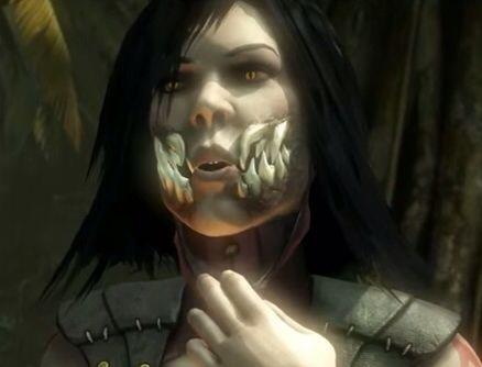 Mileena unmasked MKX | Hyrule warriors, Zelda skyward ...