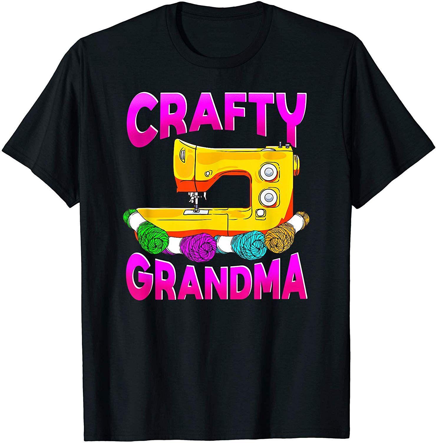 Crafty grandma sewing machine gift idea for grandmother