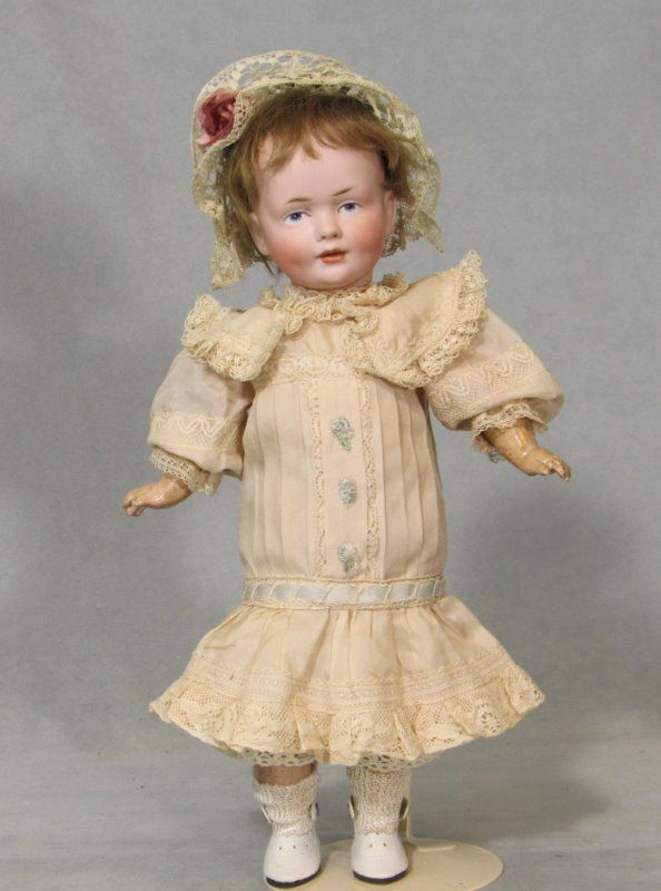 "Kley and Hahn 536 Character Child – 12"" - Faraway Antique Shop #dollshopsunited"
