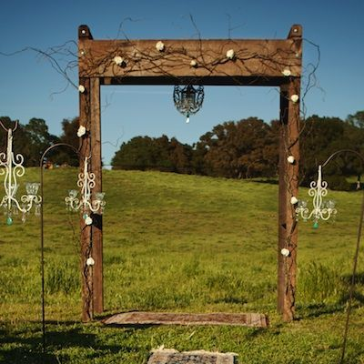 Wedding Arbors Backdrops Wooden Arches Beaded Chandelier The Chandeliers Rentals Rehearsal